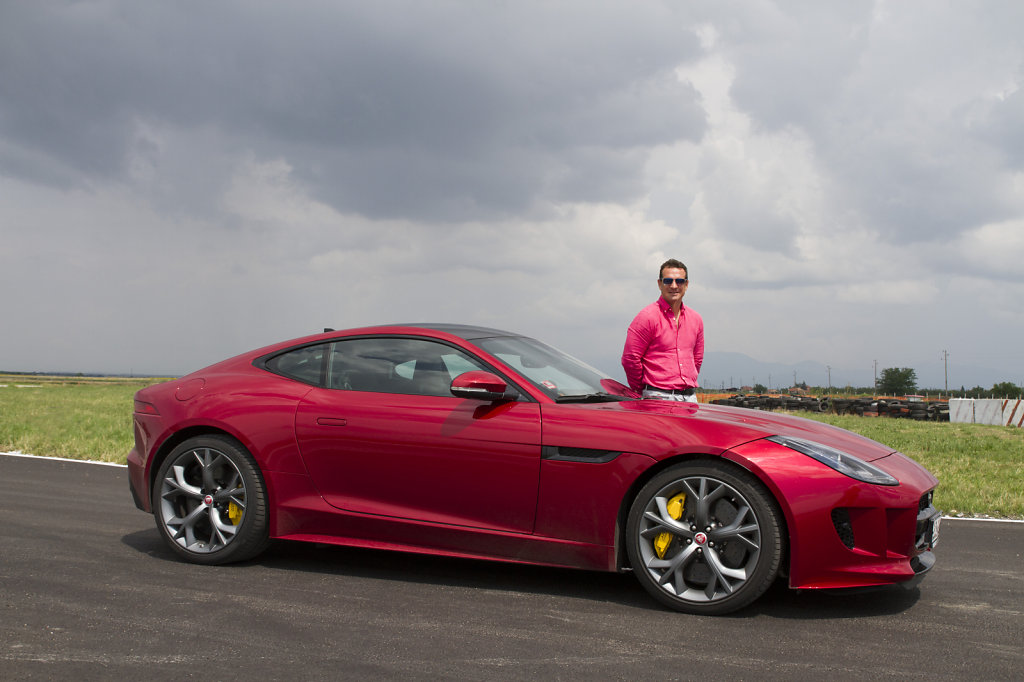 Krum Donchev - Jaguar Type R