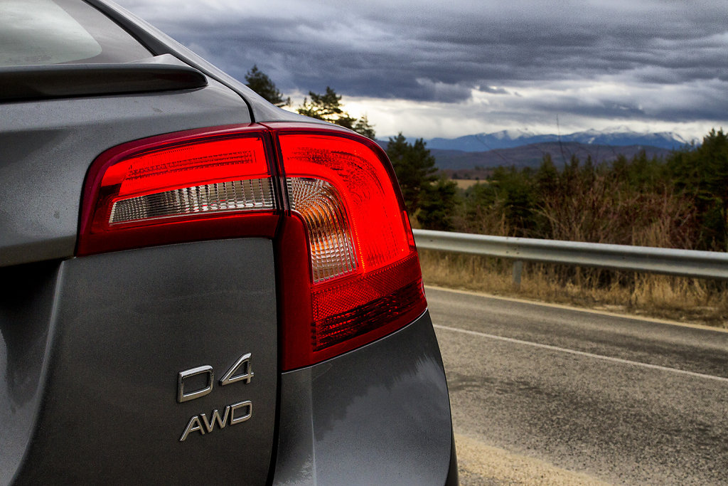 Volvo D4