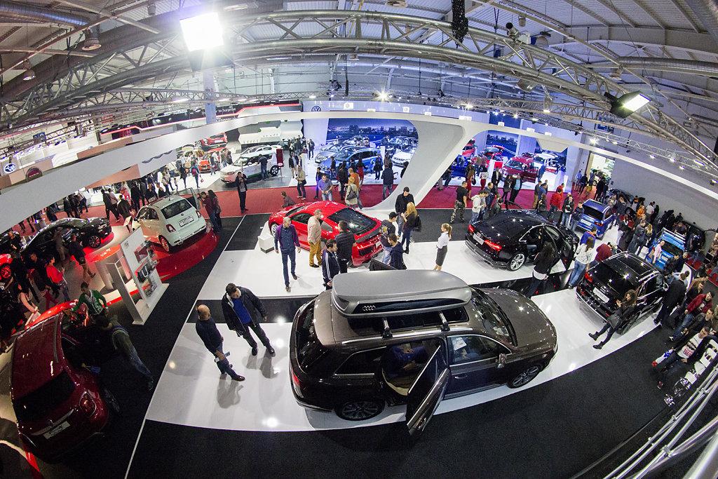 Sofia Auto show 2015